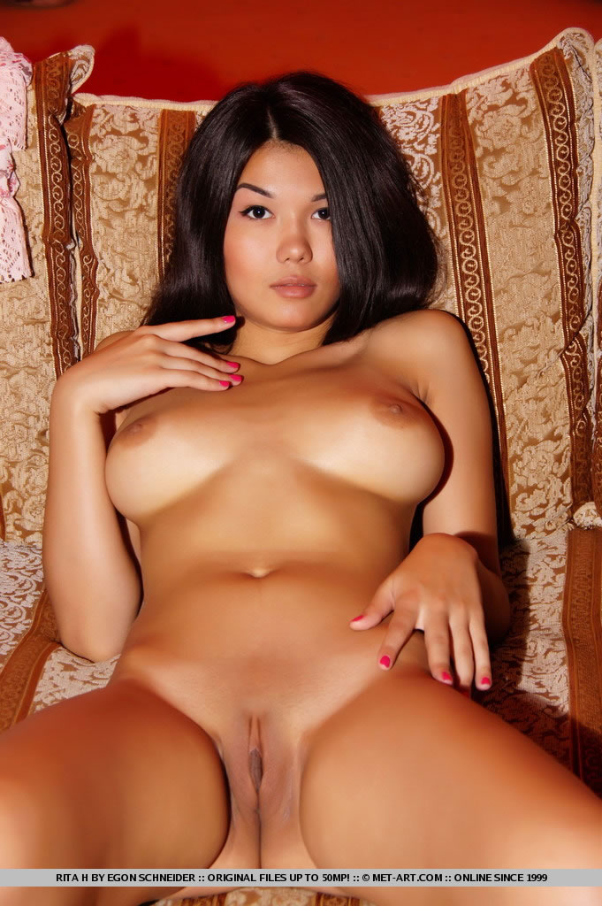 Exotic sexy asian women