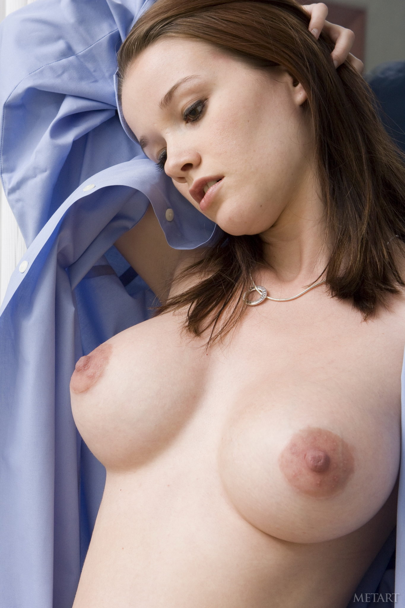 Pointed Teen Tits